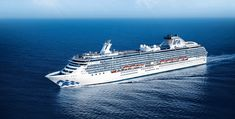 Five Things to Know About Princess Cruises' Coral Princess Cruise Ship Alaska Cruise Princess, Princess Cruises, Ocean Cruise, Cruise Port, Cruise Ships, Glacier Bay National Park, National Parks, Repositioning Cruises, Cv Online