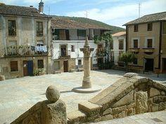 Pueblo de La Vera. Cáceres.