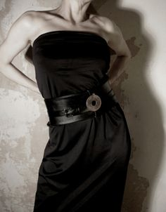 Leather belt and Elfin symbols .... Magic from Incognito Design & http://doit.si/