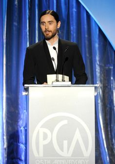 HQ Jared Leto at 25th Annual Producers Guild Of America Awards, Beverly Hills. Los Angeles.- 19-01-2014