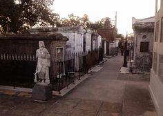 4) Save Our Cemeteries Tour, 1539 Jackson Ave.