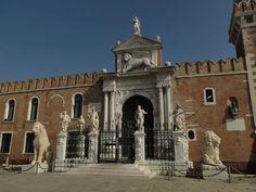 Arsenale, Venecia, Italia (abril 2012)