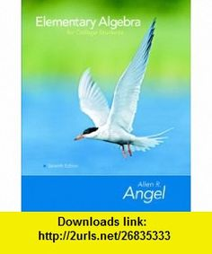Elementary Algebra for College Students Value Package (includes Student Study Pack) (9780135132296) Allen R. Angel , ISBN-10: 0135132290  , ISBN-13: 978-0135132296 ,  , tutorials , pdf , ebook , torrent , downloads , rapidshare , filesonic , hotfile , megaupload , fileserve
