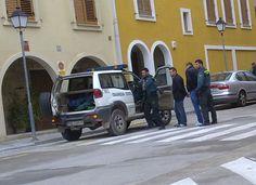Detención de 4 personas por intento de robo en el interior de un inmueble en Segorbe