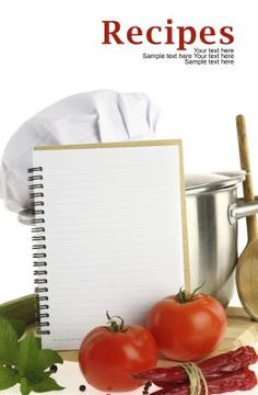 How to Make a Recipe Book Using Microsoft Word