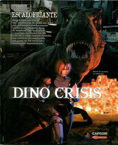 Dino Crisis - ESCALOFRIANTE