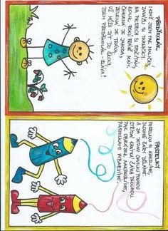 Básničky Tao, Kids And Parenting, Preschool, Snoopy, Activities, Education, Comics, Fictional Characters, Ideas