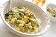 Pork chop rice mix