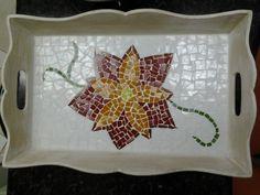 Bandeja de Mosaico.