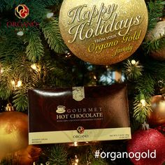 Holiday gift idea. What's better than healthy gift. www.radouanejamouq.myorganogold.com radouane.jamouq@gmail.com 1 781 484 7363