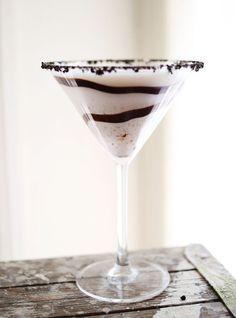 Cookies and Cream Martini