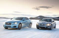 2013 Jaguar Instinctive All Wheel Drive XF & XF models