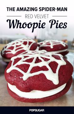 Pin for Later: Red Velvet Receives a Whoopie Pie Treatment