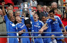 Match 11/12 - Liverpool (FA Cup Celebrations) by Chelsea Football Club, via Flickr