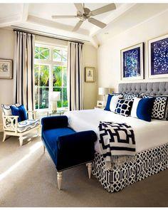 17 Hermoso color azul Diseño de dormitorio neutral blue bedroom, dark b . - 17 Hermoso diseño de dormitorio de color azul neutral blue bedroom, dark b … 17 Herm - Master Bedroom Interior, Home Decor Bedroom, Modern Bedroom, Trendy Bedroom, Navy Master Bedroom, Bedroom Furniture, Bedroom Interiors, Grey Furniture, Luxury Furniture