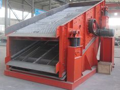 Circular Vibrating Screen|Screening Machines|Henan Pingyuan Mining Machinery Co., Ltd