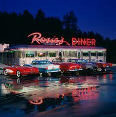 Photo : Rosie's Diner