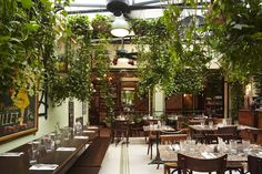 New York Nightlight Restaurants Cercle Rouge.