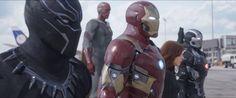 Team IronMan- Marvel #CaptainAmerica:CivilWar