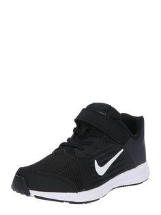 a629490f4aa KinderJungen NIKE Schuhe Boys Nike Downshifter 8 (PS) Preschool Shoe  schwarz weiß