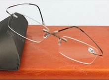 5b73f3d8c72 Like and Share if you want this Fashion Titanium Brand Silhouette Glasses  Frame Eyeglasses Men women