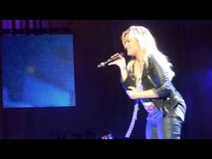 Demi Lovato (Live in San Antonio): Nightingale, to those who are gone but never forgotten<3
