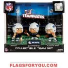 Indianapolis Colts Lil Teammates Quaterback, Running Back, Lineman Team Set… New England Patriots Flag, Patriots Team, Oakland Raiders Football, Dallas Cowboys Football, Pittsburgh Steelers, Running Back, Dallas Cowboys Images, Cowboy Images, Funny Sports Pictures