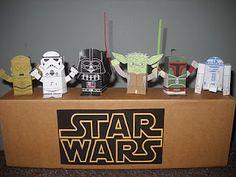 Paper Toy - Star Wars