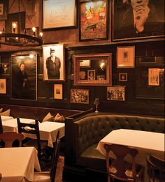 Previews Inside Out - 1stdibs Introspective: New York Restaurant Design