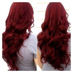 10 Shades of Red, More Choices to Dye Your Hair Red ❤ liked on Polyvore featuring accessories, hair accessories and red hair accessories
