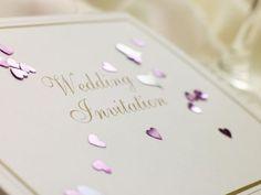 Wedding Invitations. (: