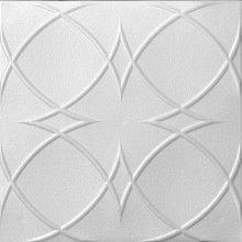 R 82 Styrofoam Ceiling Tile 20x20