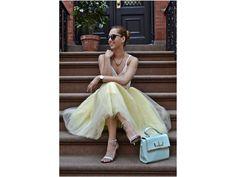 5a110a7e116 Dámská tylová TUTU sukně žlutá. stylová tutu sukně v délce 50 cm a 60 cm  spodní neprůhledná vrstva ze saténu 3 vrstvy pevnějšího tylu pro požadovaný  objem ...