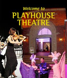Support the arts! The Random Playhouse Theatre Inc. is a great way to get involved and to become cultured. Click here to keep it going