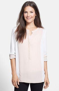 soft feminine blouse | @nordstrom #nordstrom