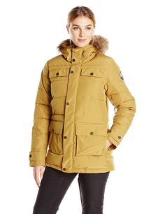 Burton Women's Essex Puffy Jacket -- This is an Amazon Affiliate link. See this great product.