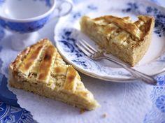 Unser beliebtes Rezept für Apfelkuchen mit Marzipan und mehr als 55.000 weitere kostenlose Rezepte auf LECKER.de.