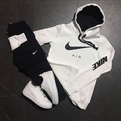 # Kleidung # Schuhe # Ð ., Best Picture For Tomboy Outfit For Your Taste You are looking for something, and it is g Swag Outfits Men, Tomboy Outfits, Teen Fashion Outfits, Teenager Outfits, Nike Outfits For Men, Nike Fashion, Hype Clothing, Mens Clothing Styles, Mode Adidas