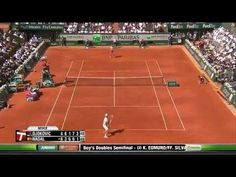 French Open/Roland Garros SF 2013-- Rafael Nadal vs Novak Djokovic (HD) - YouTube