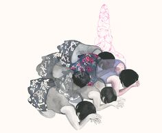 Fay Huo - MA Illustration 2014 - Camberwell College of Arts