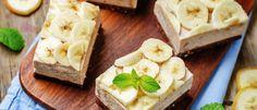 Aprenda a receita do bolo de banana light, para surpreender a família toda!