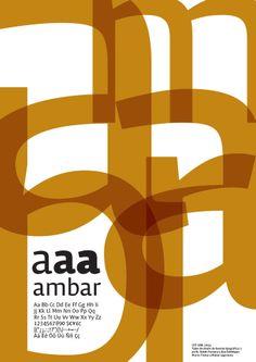 Tipografia desenvolvida para a pós em Diseño de Tipografía, na UBA em 2013. Com Walter Lagostena, Rubén Fontana e Ana Sanfelippo. [ http://cargocollective.com/marciofreitas ]