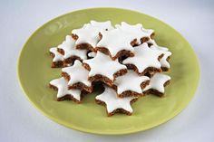 Fahéjas csillag Waffles, Cake Recipes, Muffin, Xmas, Pudding, Sweets, Cookies, Breakfast, Food