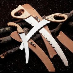 Made in the USA: Professional Pruning Saws