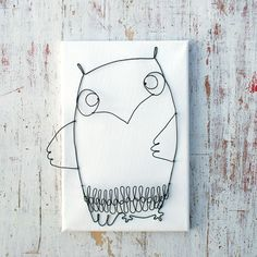 Owl by wiredreams