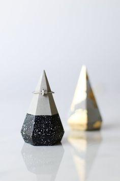 кристалы бетон