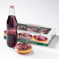 Cheerwine Krispy Kremes!