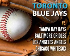 $13 and Up for a Ticket to the Toronto Blue Jays vs. Baltimore Orioles on April 21-23 OR Los Angeles Angels on May 18-21 OR Chicago White Sox on May 25-27, 2015 at the Rogers Centre Rogers Centre, Tampa Bay Rays, Best Deals Online, April 21, Toronto Blue Jays, Baltimore Orioles, Chicago White Sox, Ticket, Cool Things To Buy