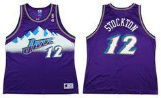 John Stockton from Utah Jazz