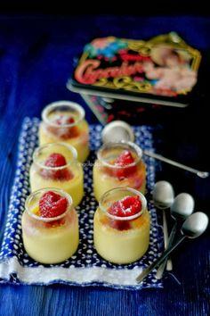 """Dafne's Corner """" il Gusto"""": Creme al cioccolato bianco, limone e lamponi per UnLampoNelCuore"""